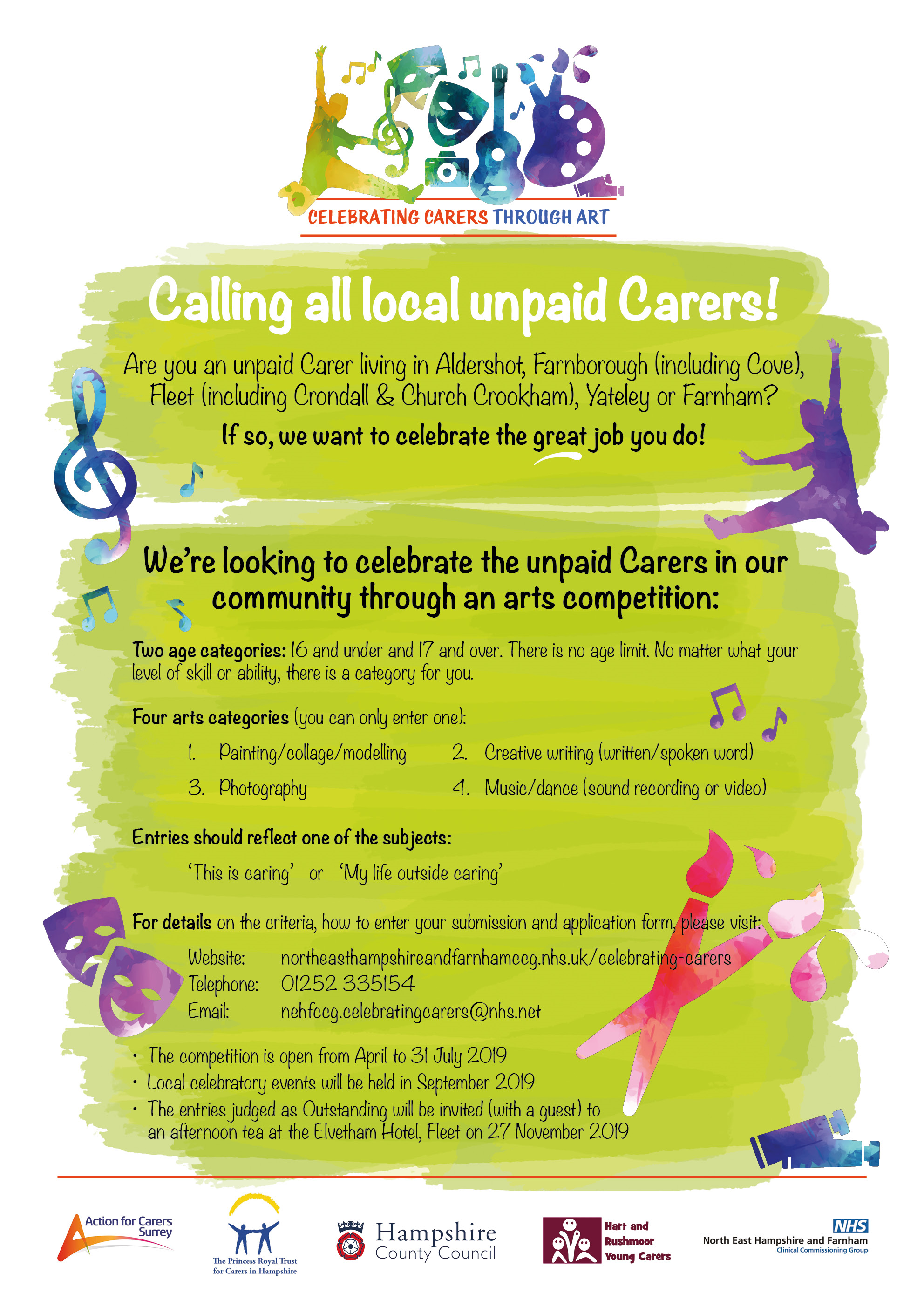 Carers Competition